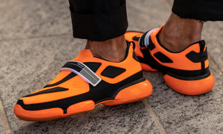 The Best Sneaker Street Style at Milan Fashion Week SS19
