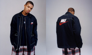Supreme x Nike FW18 Capsule Collection Looks Cozy AF
