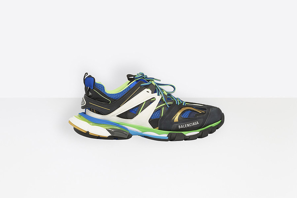 The high-tech Balenciaga Track launches worldwide September 24 in five  colorways for men and two for women. Be sure to hit us with your thoughts  on the ... f789d5cdd