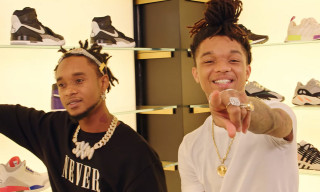 Rae Sremmurd Talk Buying Fake YEEZYs, High-Fashion Kicks, & More on 'Sneaker Shopping'