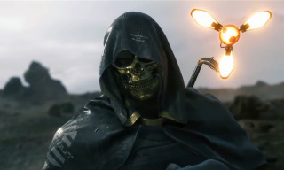 'Death Stranding' Trailer Introduces New Character & Giant Man-Eating Monster