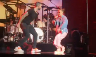 Millie Bobby Brown Raps Cardi B's Verse on Stage With Maroon 5
