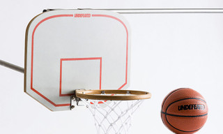 UNDEFEATED & Modernica Come Together on Mini Basketball Hoop