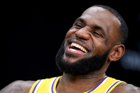 LeBron on Lakers: 'Long way to go to get to Golden State'