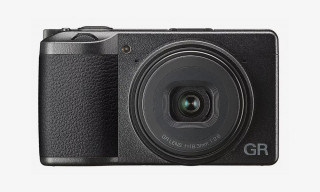 Ricoh's Super-Minimalist GR III Compact Camera Is Coming Next Year