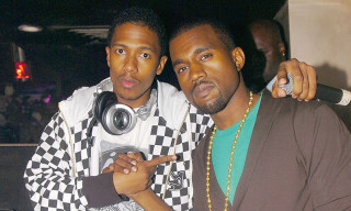 Kanye West & Nick Cannon Have Reportedly Squashed their Beef