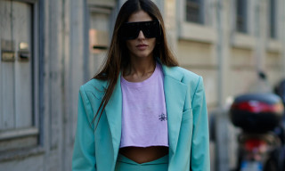 Blazer Season is In full Swing at Milan Fashion Week