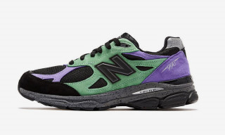 Stray Rats Unveils a Colorful New Balance 990v3