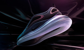 Nike Finally Lifts the Veil on the Much-Anticipated Air Max 720