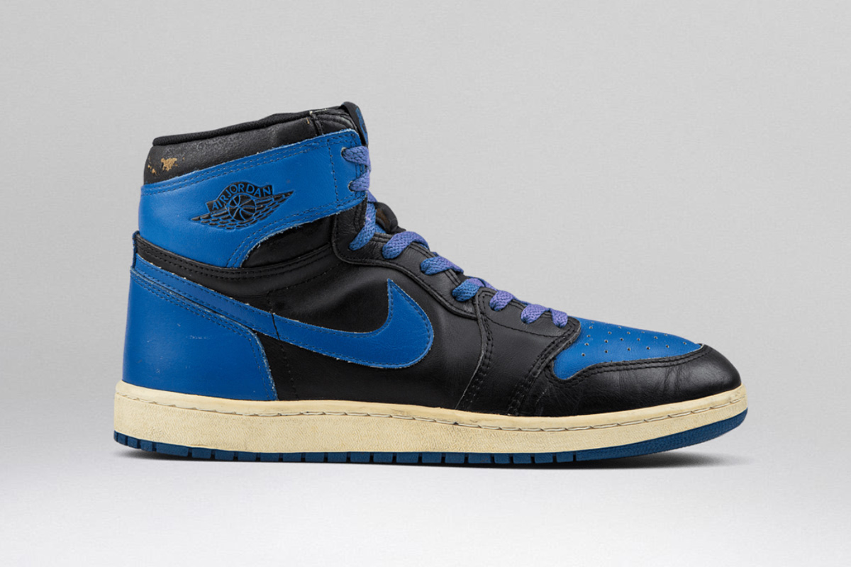 The Complete History of the Nike Air Jordan 1 – HUSH! Weekly 43c3ae6636
