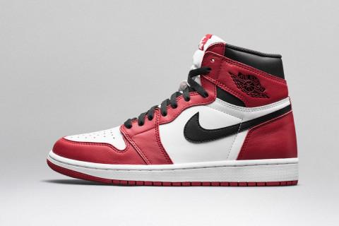 "quality design 83f83 c516d Nike Air Jordan 1 ""Chicago"""