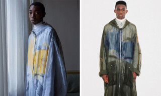 OAMC Drops Military-Inspired Translucent Ghost Parka