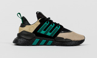 The Packer x adidas EQT 91/18 Is a Nod to the Outdoors