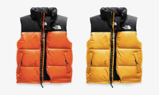These Retro-Flavored North Face Nuptse Vests Are the Definition of Cozy