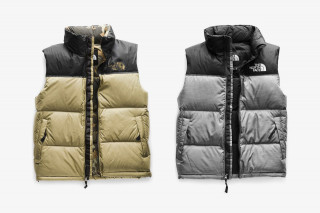 faba600279 The North Face Revives The Retro Nuptse Vest for FW18
