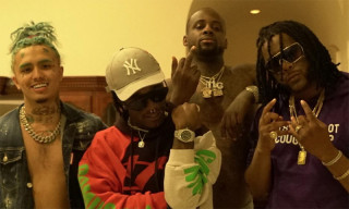 "Lil Uzi Vert, Lil Pump, Smokepurpp, & 03 Greedo Drop New Posse Track ""Bankteller"""