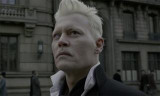 Johnny Depp Looks Creepy AF in Final 'Fantastic Beasts: The Crimes of Grindelwald' Trailer