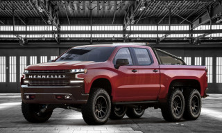 The Hennessy Goliath Is King Kong in Vehicle Form