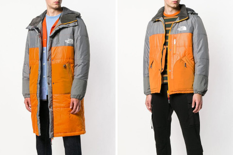 e0f845d34b Junya Watanabe MAN and The North Face s Sleeping Bag Jackets Are Now on Sale