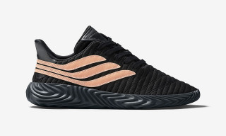 adidas's Soccer-Inspired Sobakov Surfaces in a New Colorway