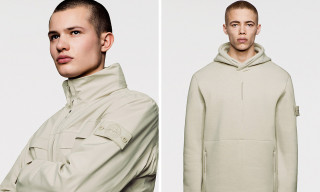 Stone Island Drops Monochromatic Fall Ghost Pieces Collection