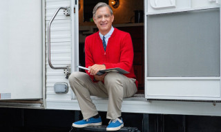 Here's Your First Look at Tom Hanks as Mister Rogers