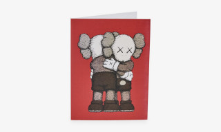 Get Festive With KAWS & MoMA Design Store's Holiday Card Collaboration