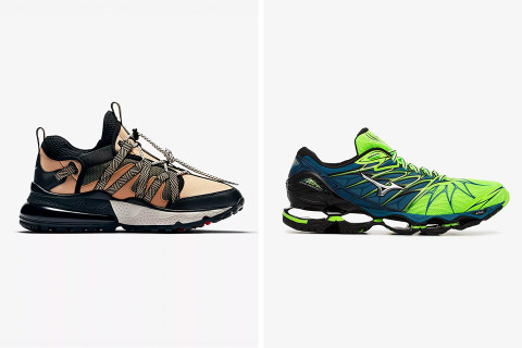 6b6d91efdd70 Revealed throughout the fashion house s Fall Winter 18 runway showthat the  Balenciaga Track is the tag s newest sneaker to combine its own  opinion-splitting ...