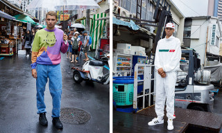 Palace Takes Us to Japan in Juergen Teller-Shot FW18 Lookbook