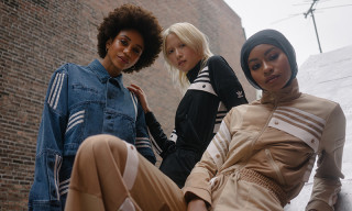 Daniëlle Cathari Deconstructs Iconic adidas Originals Tracksuits