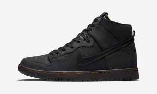 Nike SB Deconstructs the Dunk High Pro for FW18