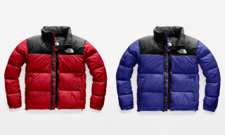 The North Face & Pi'erre Bourne Celebrate the 1996 Retro Nuptse Jacket for Fall