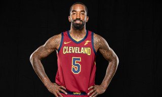 J.R. Smith Says the NBA Plans to Fine Him For His Supreme Tattoo
