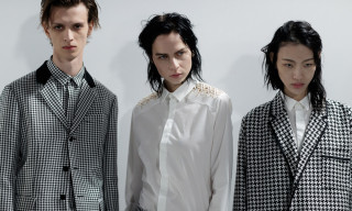 Haider Ackermann Makes a Triumphant Return to Paris Fashion Week