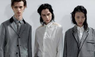 Haider Ackermann Makes a Triumphant Return to Paris Fashion Week