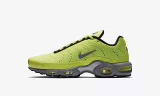 "Nike Goes All-Out ""Volt"" on the Air Max Plus PRM"