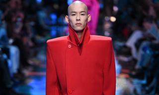 Demna Gvasalia Abandons Streetwear at Balenciaga SS19 Show