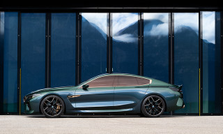 BMW's M8 Concept Car Is Challenging Luxury as We Know It, Here's How