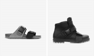 Rick Owens Adds His Signature Flair to Two New Birkenstock Silhouettes