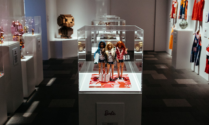 A Bathing Ape Links Up With Barbie For Quot Bape Xxv Quot