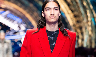 4 Key Pieces From Balenciaga SS19, Including the Perfect Suit & Comic Sans