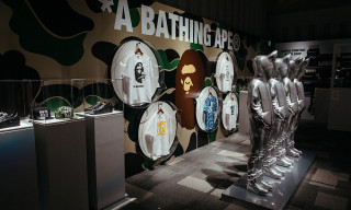 Here's Everything We Saw at BAPE's XXV Anniversary Exhibit
