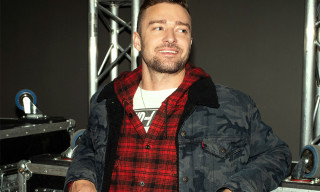 Justin Timberlake's Levi's Collection Dropped Today, & Here's How to Cop It
