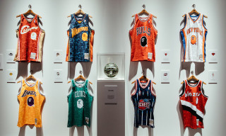 Here's Your First Look at the BAPE x NBA Jersey Collab