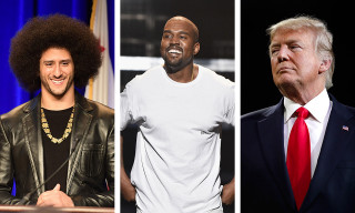 Kanye West Is Arranging a Meeting Between Colin Kaepernick and Donald Trump