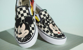 You Can Now Buy the Disney x Vans Mickey Mouse Capsule