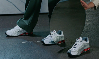 You Can Still Buy the Retro-Futuristic Reissued Nike Shox R4 Online