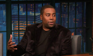 Kenan Thompson Says Kanye West Held 'SNL' Cast Hostage With Pro-Trump Rant
