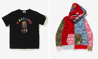 Here's Everything in BAPE's Massive XXV Anniversary Collection