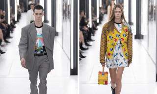 Louis Vuitton Delivers Futuristic Gender Neutral Spring 2019 Collection